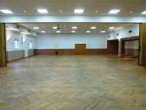 Saal des Schützenverein Velpke 1