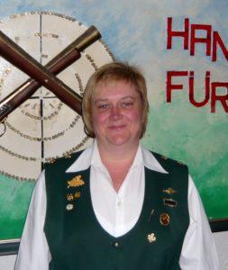 Jugendleiterin des Schützenverein Velpke Gabriele Jordan