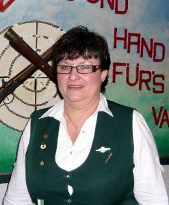 Schriftführer des Schützenverein Velpke Erika Jungjohann