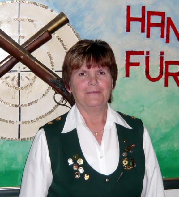 Sozialwartin des Schützenverein Velpke Heidemarie Bischoff